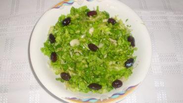 Salata verde cu rucola