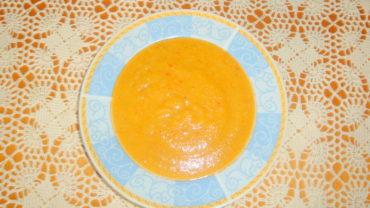 Supa de legume velute (crema)