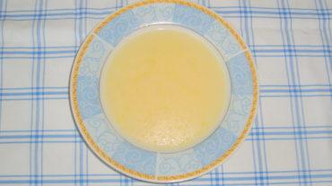 Supa a la grec