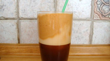 Cafea frape cu gheata